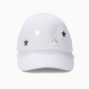gorra niña stars