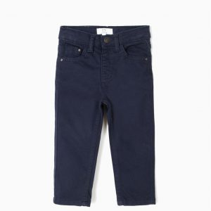 Pantalón azul marino bebé