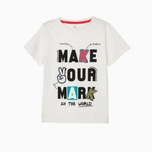 Camiseta make your mark