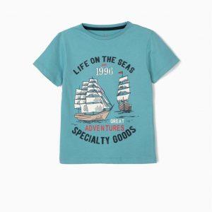 Camiseta life on the seas