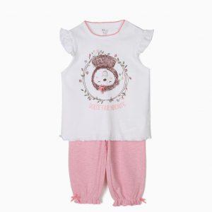 Pijama erizo bebé