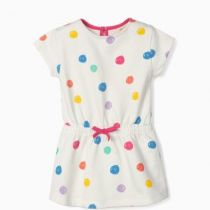 Vestido topos all colors (bebé y niña)
