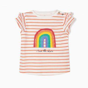 Camiseta all colors arco iris