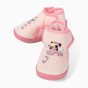 Zapatillas estar por casa Minnie pink