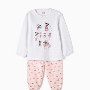 Pijama Minnie pink