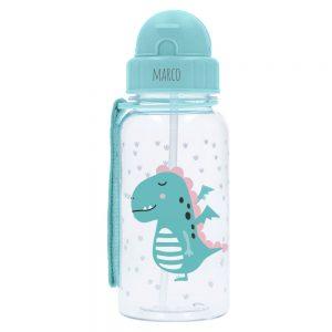 Botella reutilizable dragón