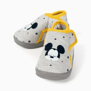 Zapatillas estar por casa Mickey grey