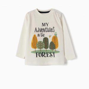 Camiseta my adventures