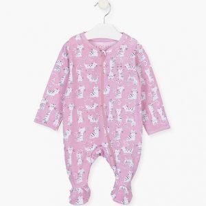 Pijama con cremallera Cat
