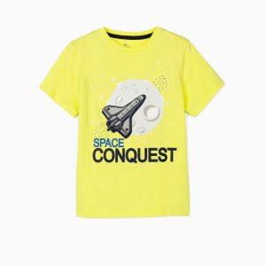 Camiseta space conquest
