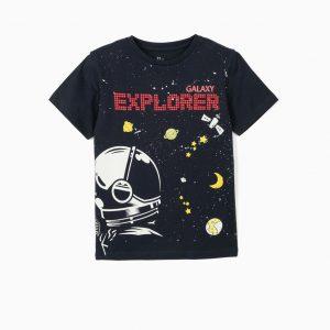 Camiseta galaxy explorer