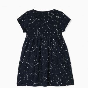 Vestido constelaciones