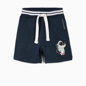 Short deportivo bebé astronauta