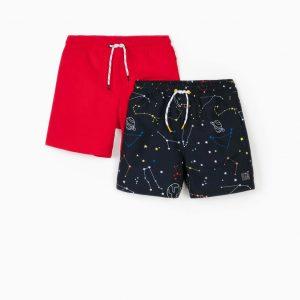 Pack 2 bañadores niño constelaciones