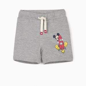 Short deportivo bebé Mickey